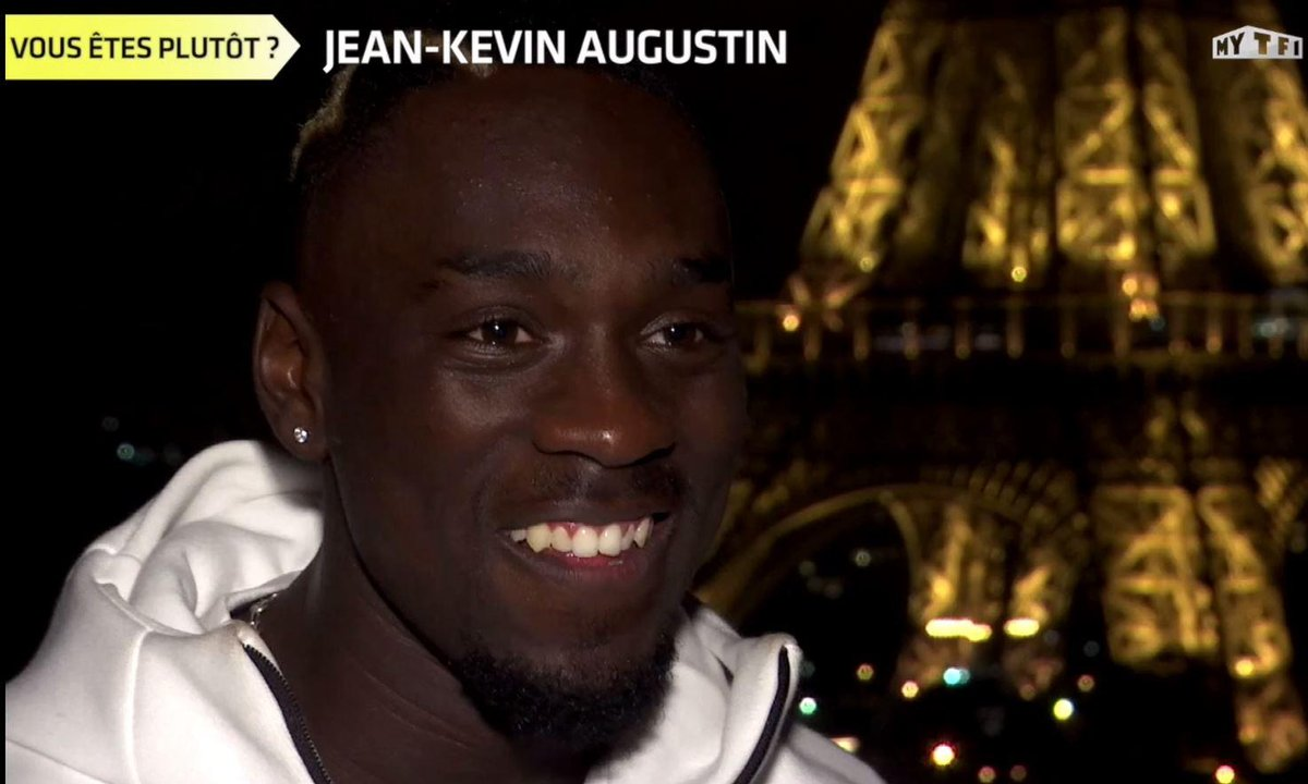 """L'interview """"Vous êtes plutôt"""" de Jean-Kevin Augustin"""