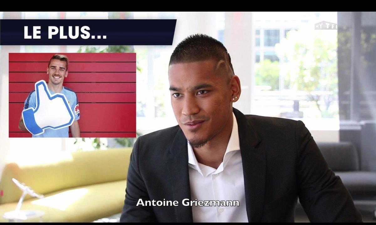 """L'interview """"Le Plus"""" d'Alphonse Areola"""