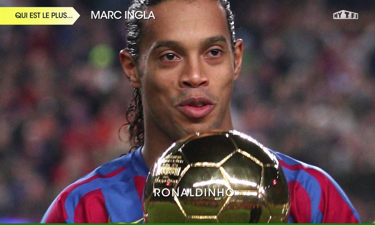"""L'interview """"Qui est le plus"""" spéciale Barça de Marc Ingla"""
