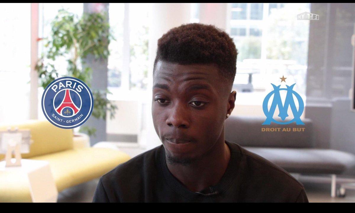 """L'interview """"Tu préfères"""" de Nicolas Pépé"""