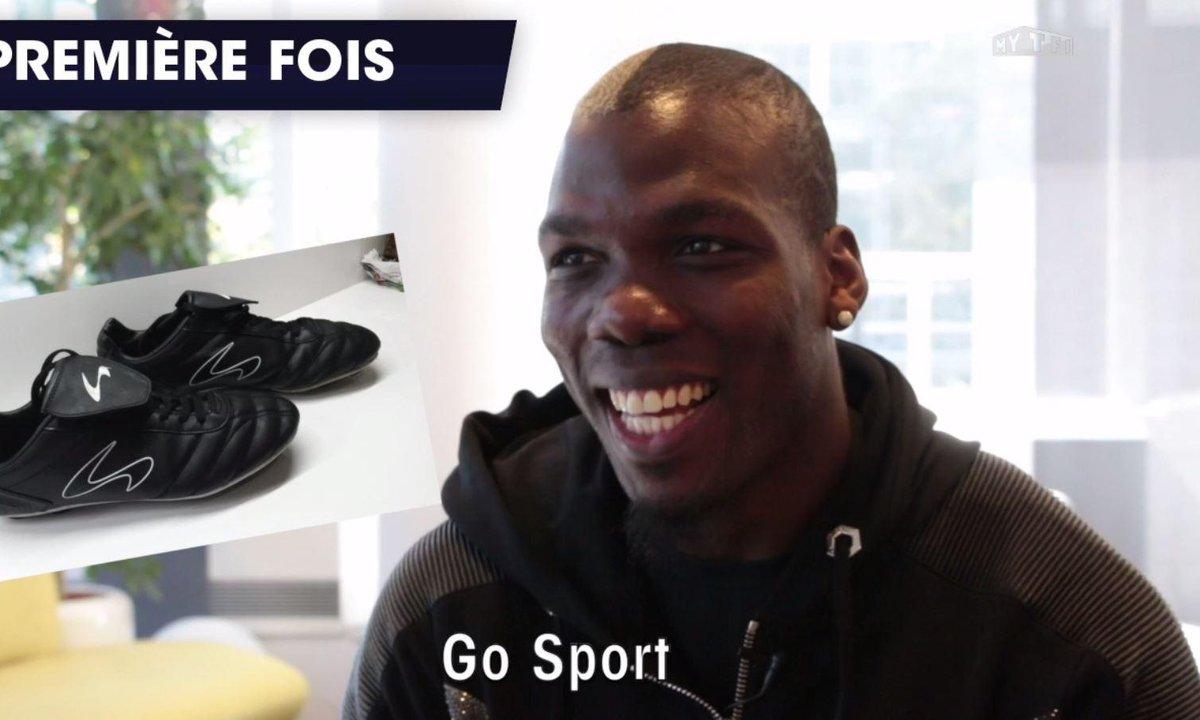 """L'interview """"Ta première fois"""" de Mathias Pogba"""