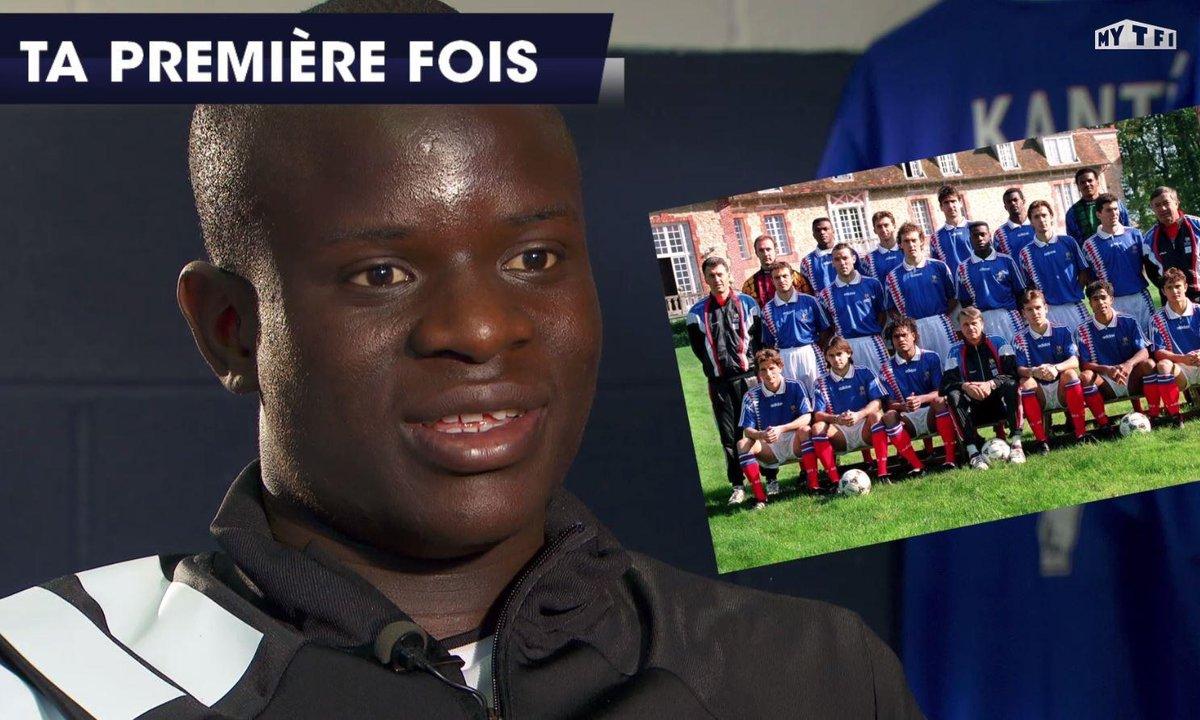"""L'interview """"Ta première fois"""" de N'Golo Kanté"""