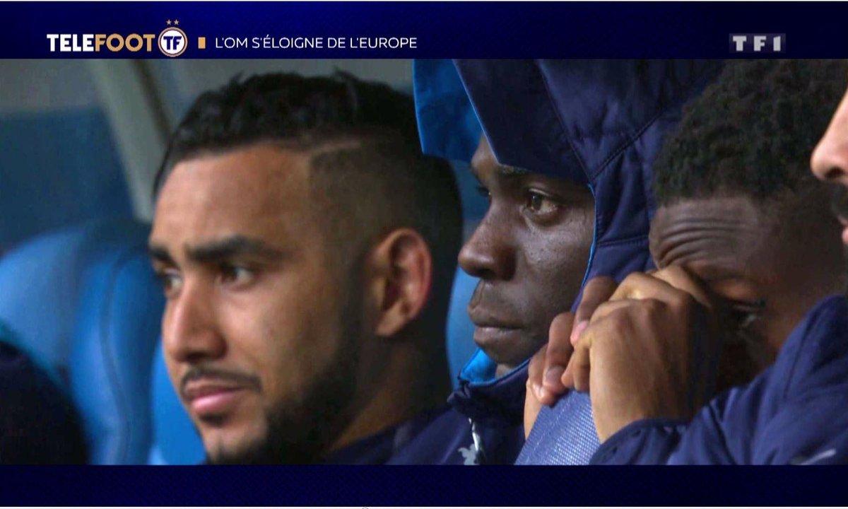 Ligue 1 : L'OM s'éloigne de l'Europe