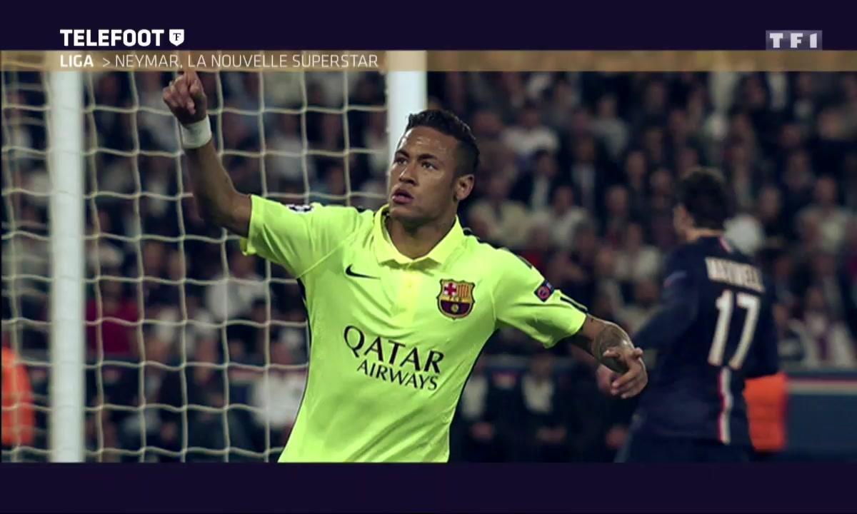 Liga : Neymar, la nouvelle star