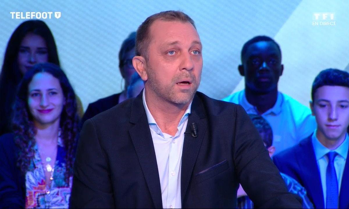 """[Téléfoot 18/09] Gravelaine : """"Si Cavani a un souci à Paris, il peut venir à Caen"""""""