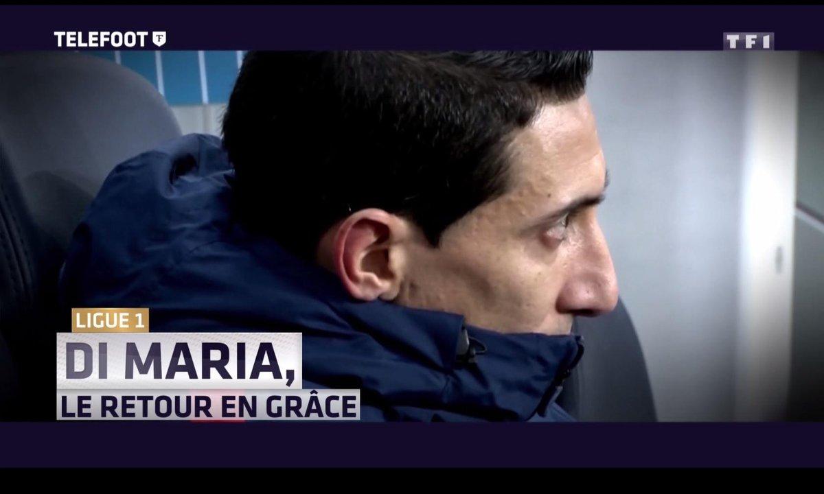 Ligue 1 - Di Maria, le retour en grâce