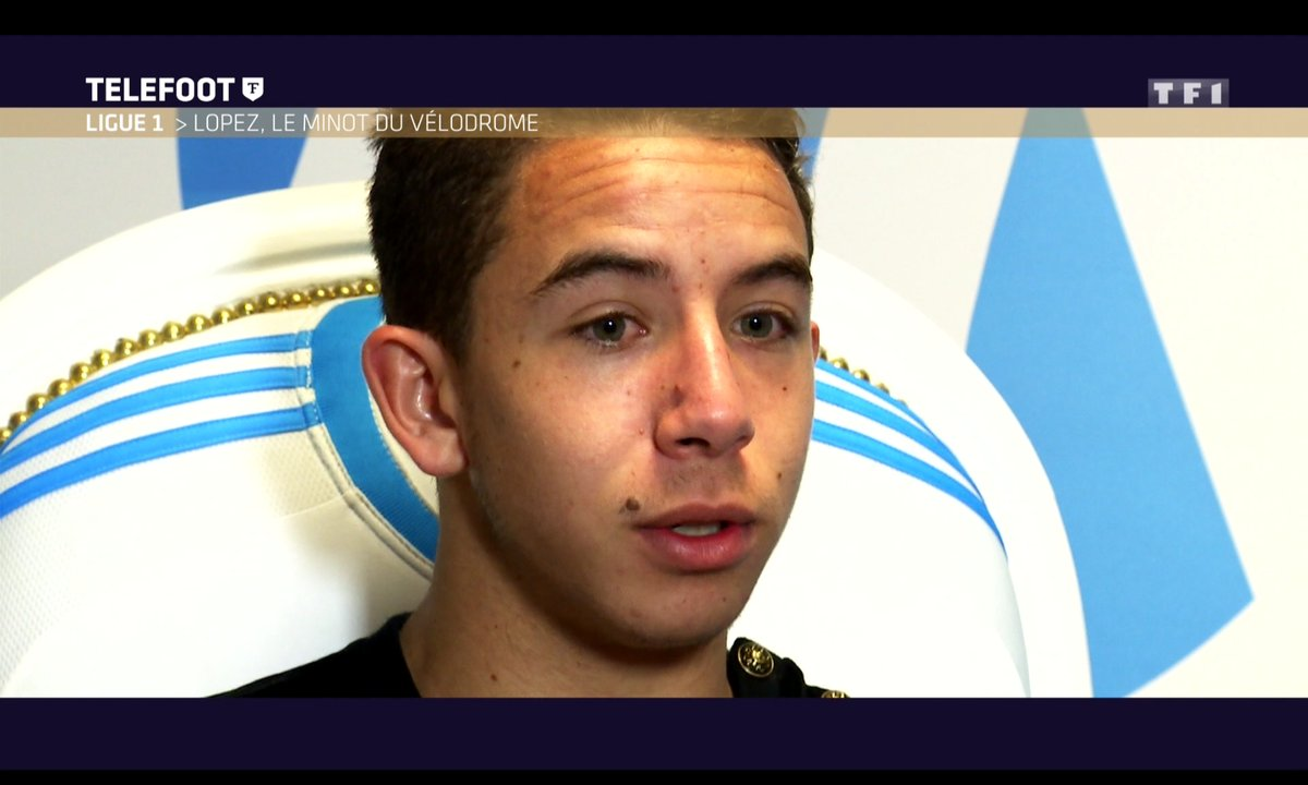 Ligue 1 : Lopez, le minot du Vélodrome