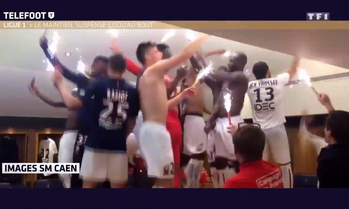 Ligue 1 : Le maintien, suspense jusqu'au bout