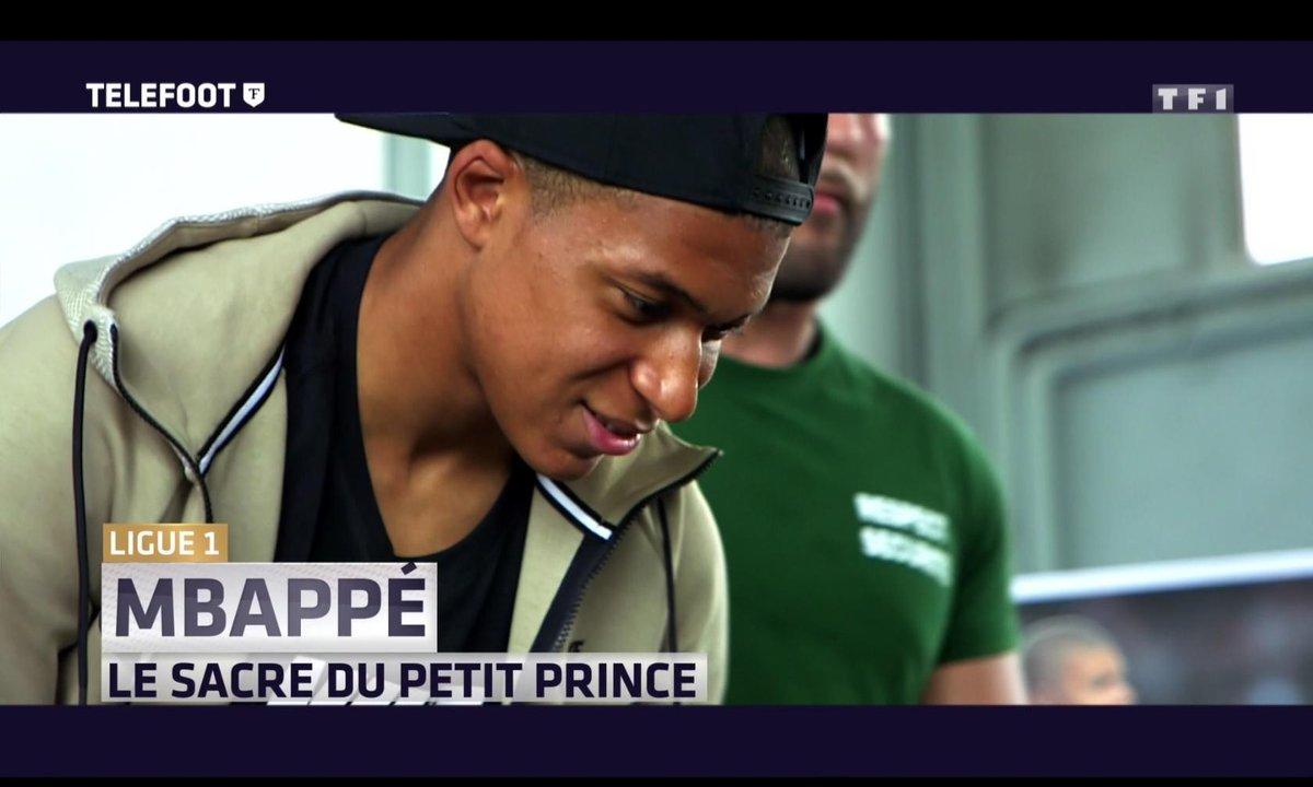 Ligue 1 : Mbappé, le sacre du petit Prince