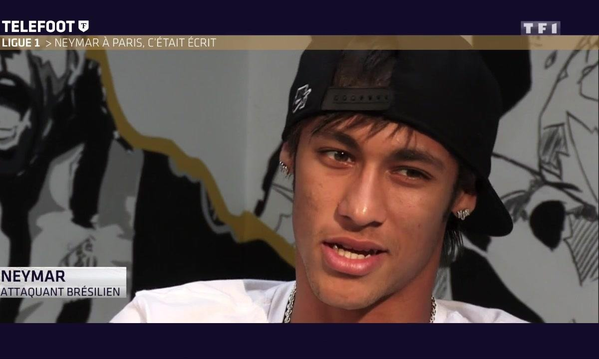 Ligue 1 - Neymar à Paris, c'était écrit