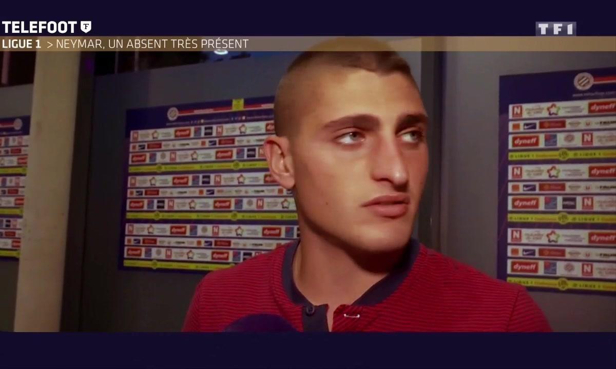 Ligue 1 : Neymar, un absent très présent