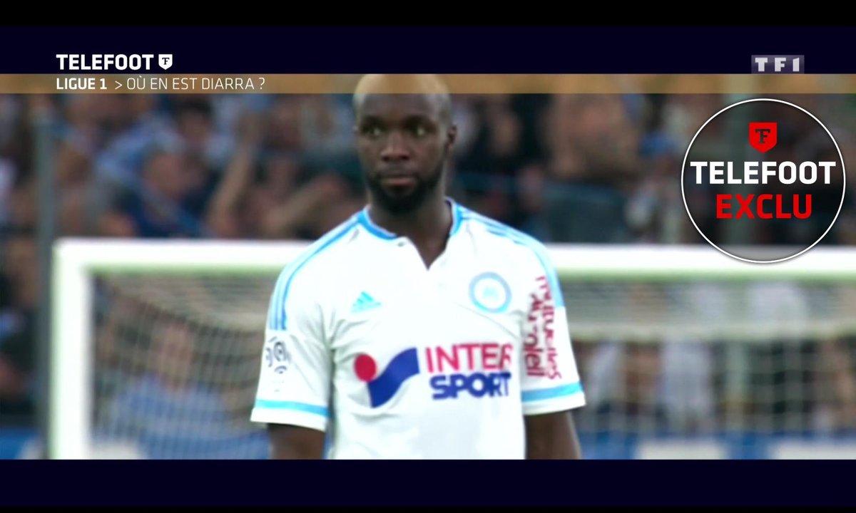 Ligue 1 : Où en est Lassana Diarra ?