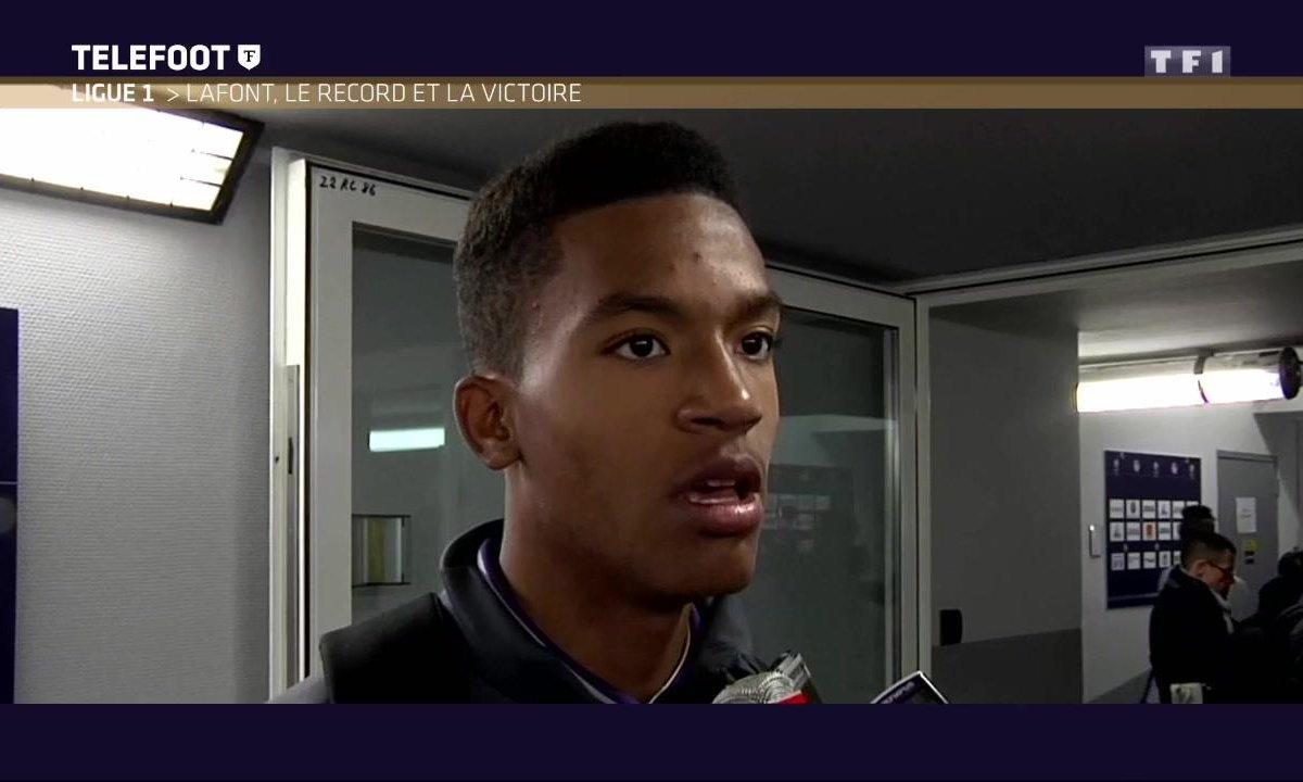 Ligue 1 : La première interview d'Alban Lafont