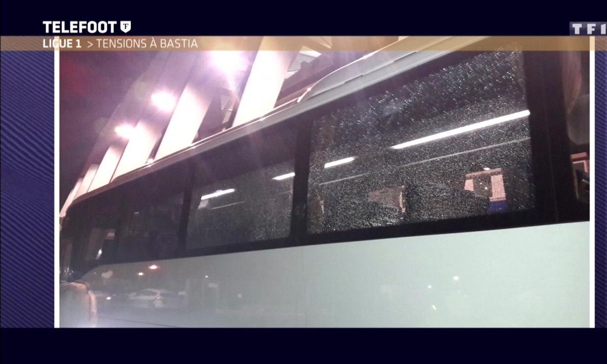 [Téléfoot 22/01] Ligue 1 : tensions à Bastia