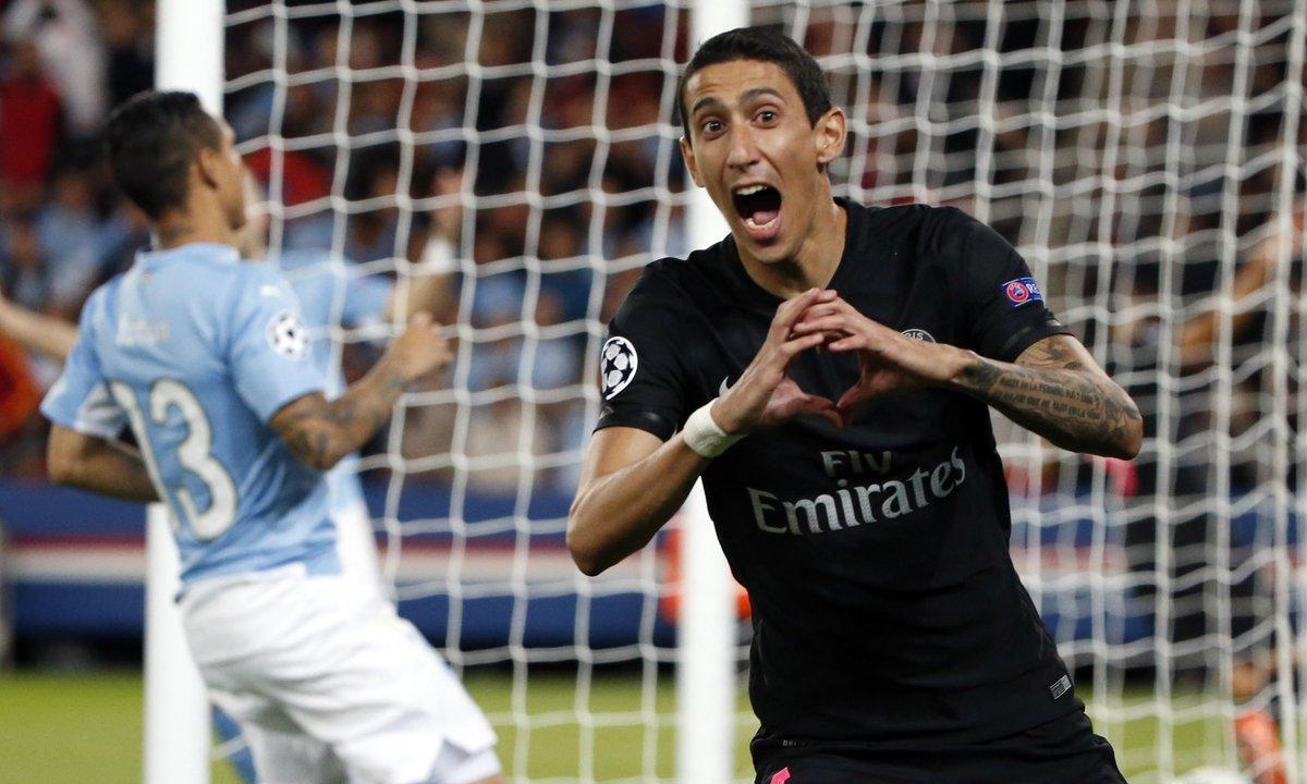 Ligue des Champions : Di Maria, c'est quoi le problème ?