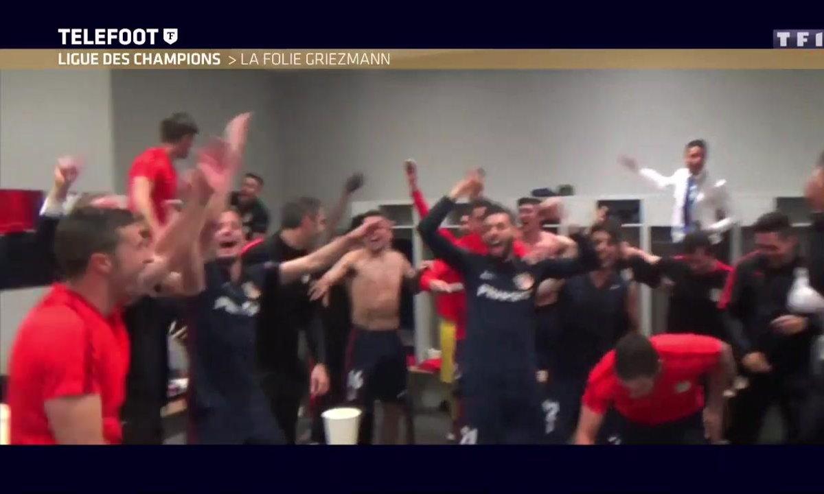 Ligue des Champions : La folie Griezmann