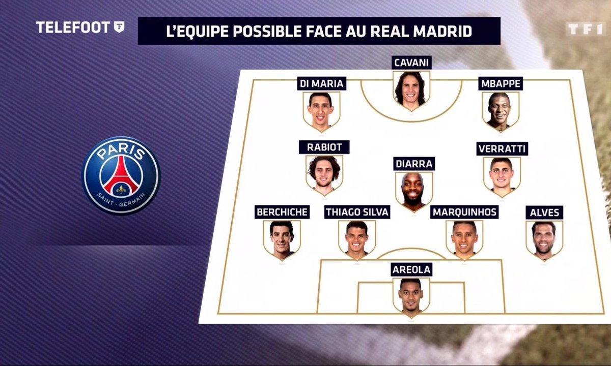 Ligue des champions : PSG-Real, les clés du match