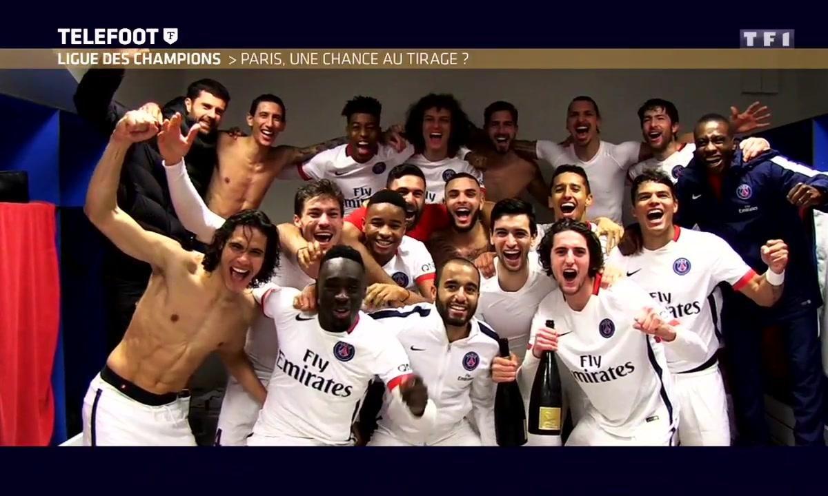 Ligue des champions : le PSG, une change au tirage
