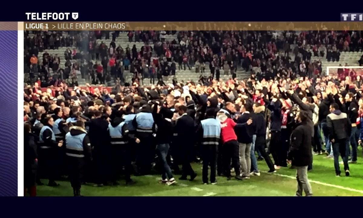 Ligue 1 : Lille en plein chaos