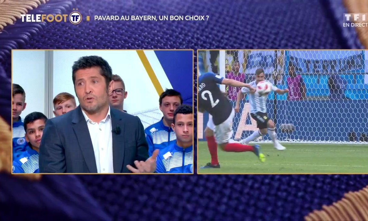 """Lizarazu : """"Pavard a les armes pour réussir au Bayern Munich"""""""