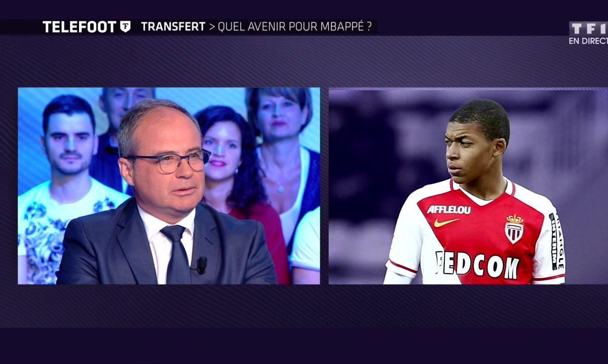"""Luis Campos: """"Mbappé sera le prochain Ballon d'Or dans 2-3 ans"""""""