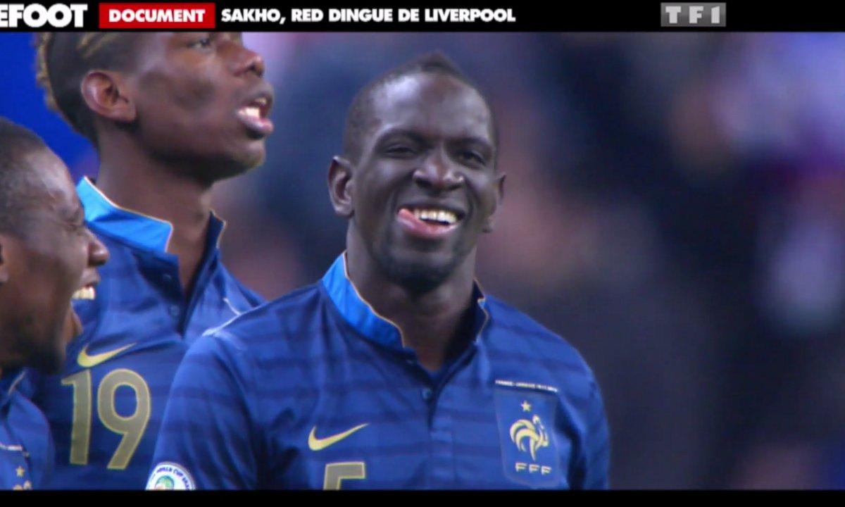 """L'Archive du jour : Mamadou Sakho """"Red"""" dingue de Liverpool"""