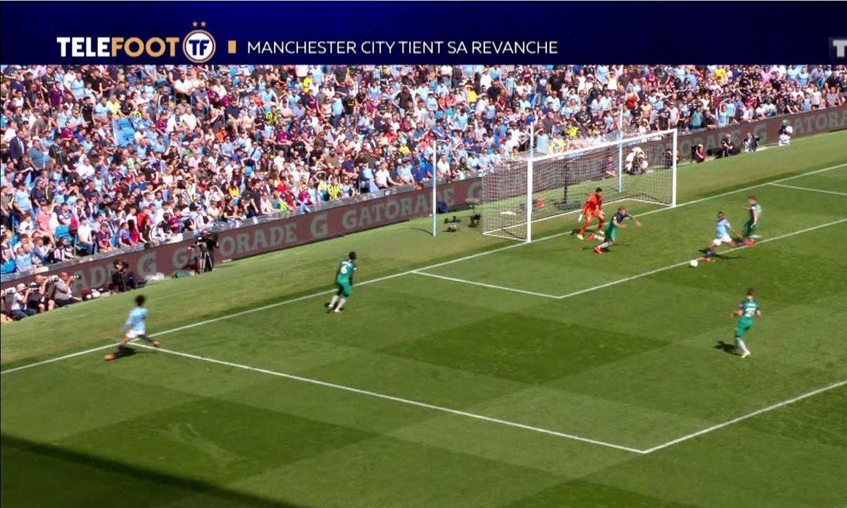 Premier League : Manchester City tient sa revanche