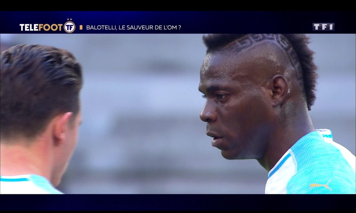 Mario Balotelli : le sauveur de l'OM ?