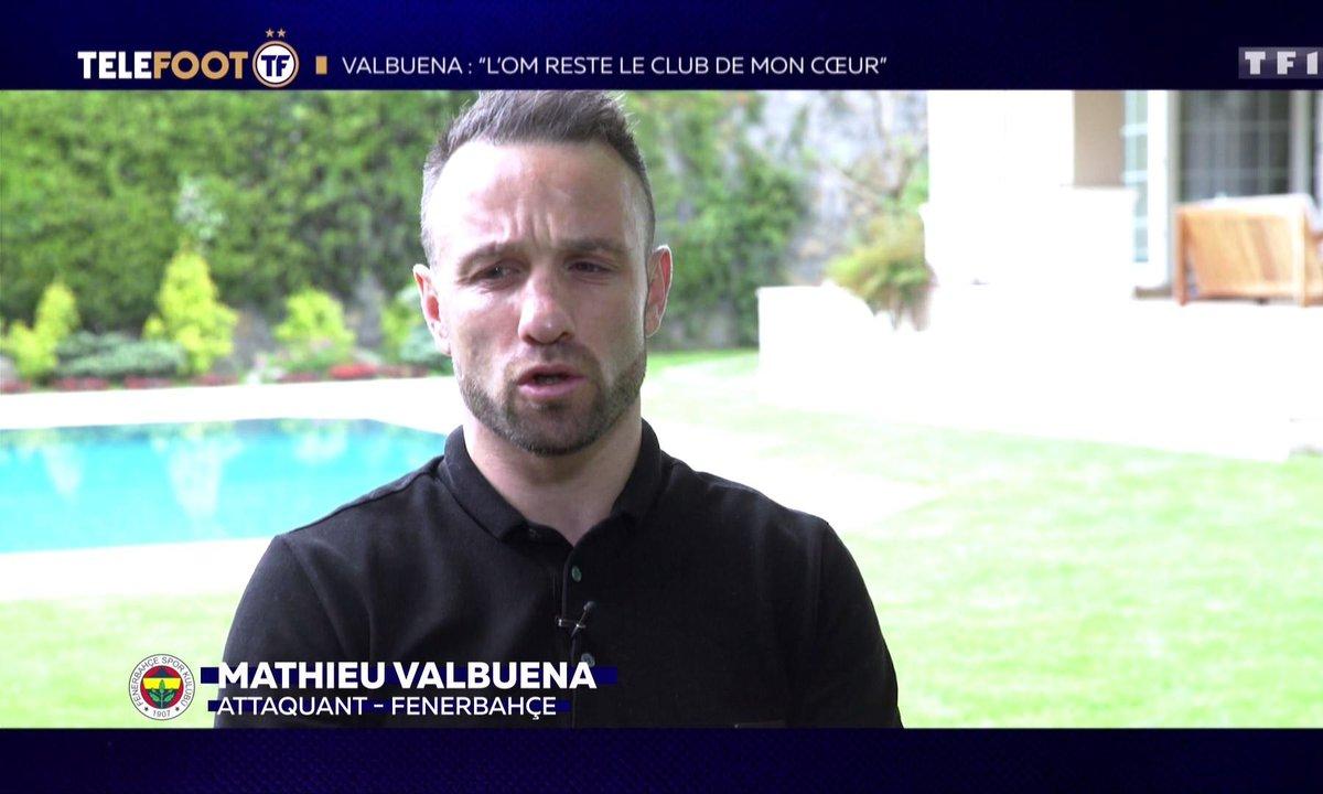 """Mathieu Valbuena : """"L'OM reste le club de mon coeur"""""""