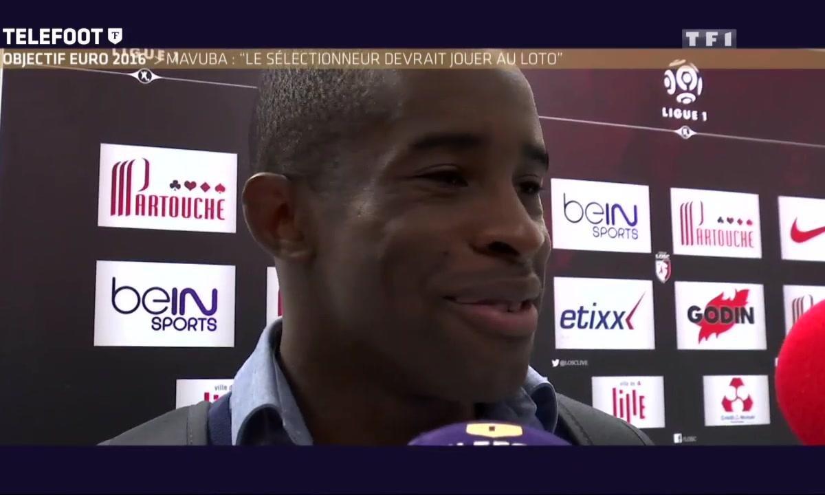 """Euro 2016 – Mavuba : """"Deschamps devrait jouer au Loto"""""""