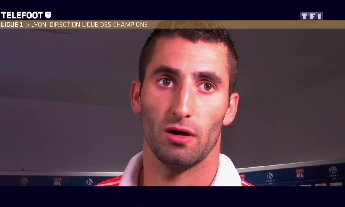 """Maxime Gonalons : """"Aujourd'hui, on réalise quelque chose de grand"""""""