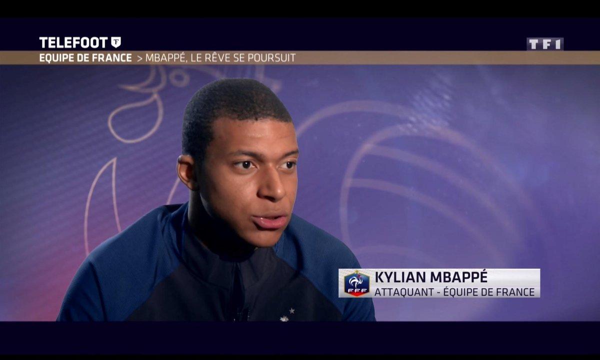 """Monaco - Mbappé : """"La Ligue des champions ? Bien sûr que c'est possible"""""""