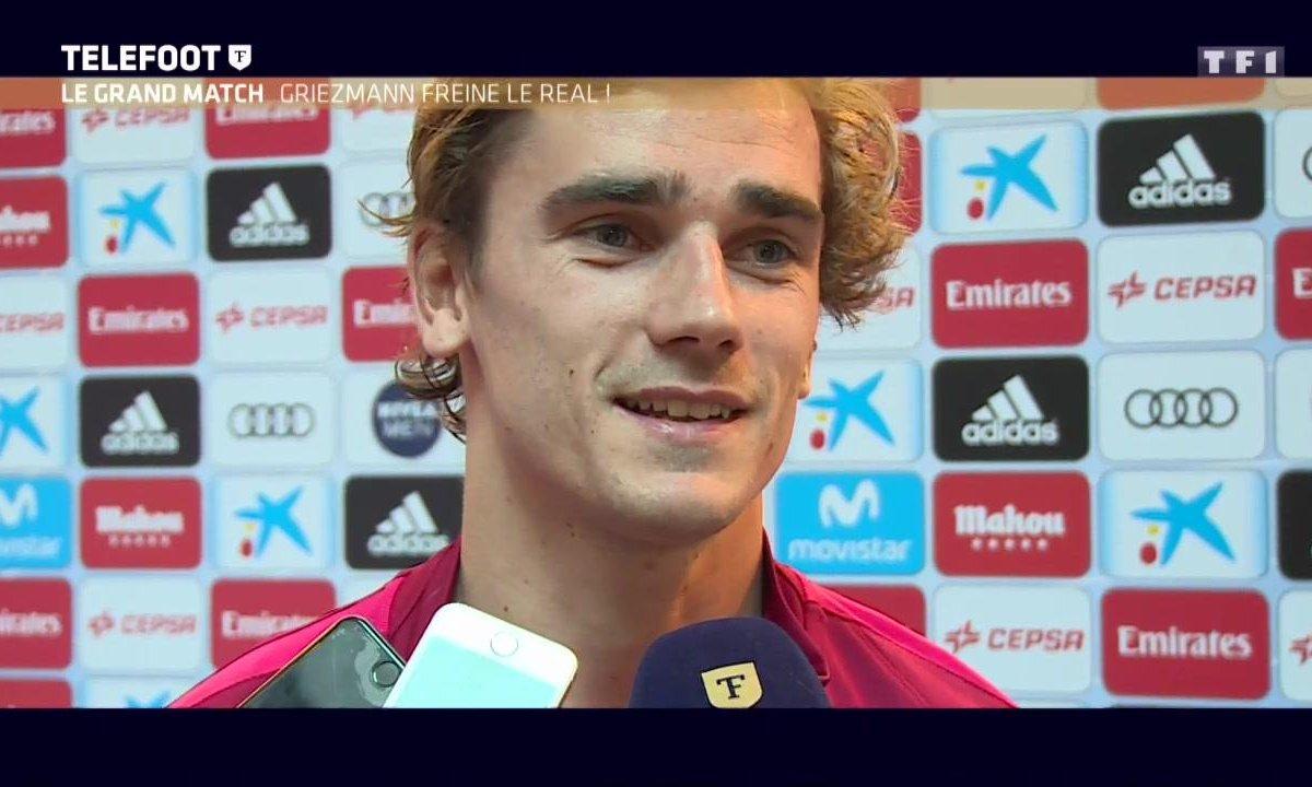 Mercato : Antoine Griezmann au Real Madrid ? La réponse du joueur