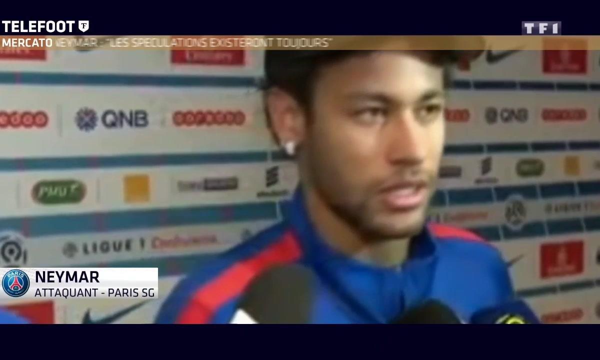 "Mercato - Neymar : ""Les spéculations existeront toujours"""