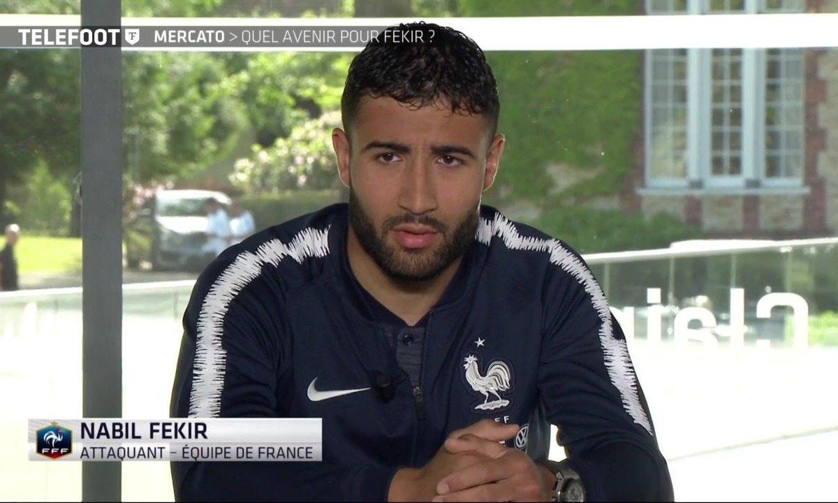 Mercato - OL : Quel avenir pour Nabil Fekir ?