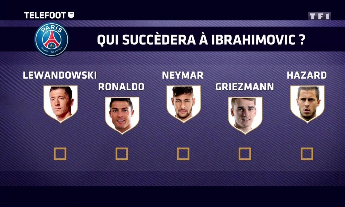 Mercato : Qui pourrait remplacer Zlatan Ibrahimovic au PSG ?
