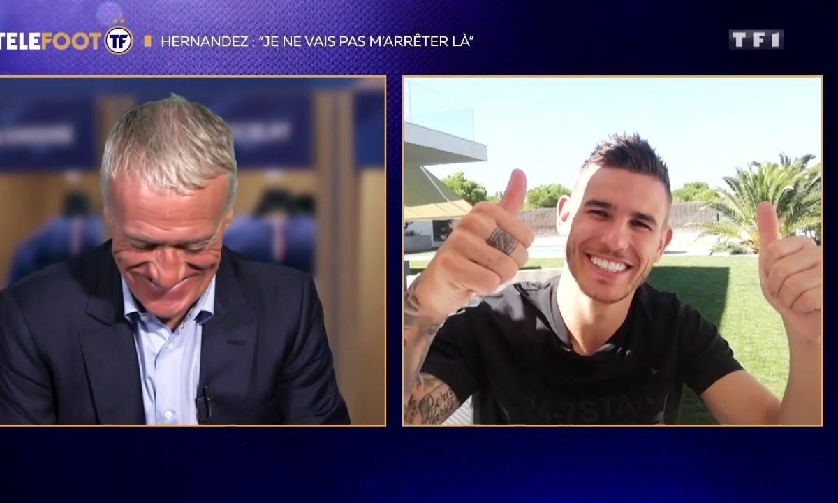 Equipe de France : Le message de Lucas Hernandez pour Didier Deschamps
