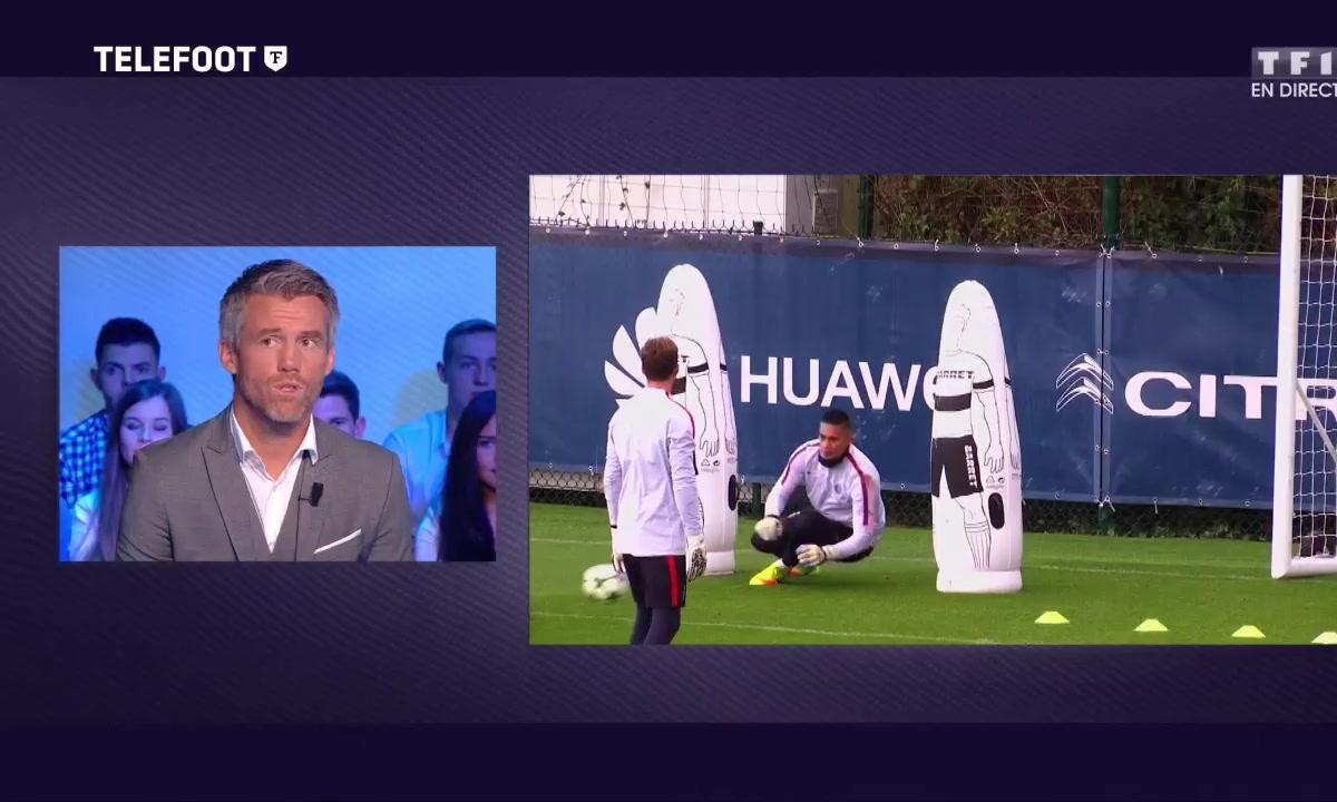 Mickaël Landreau évoque le rôle si important du gardien de but