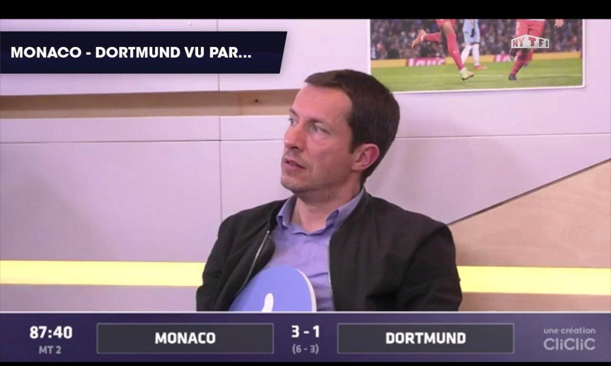 Monaco-Dortmund : L'analyse de Grégoire Margotton