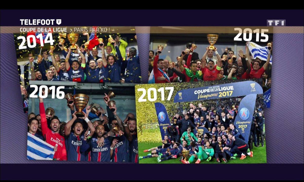 Coupe de la Ligue : Monaco-PSG, Acte I