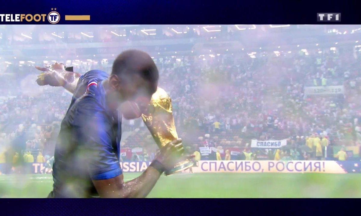 "Mondial 2018-Pogba : ""J'ai surtout pensé à mon père"""