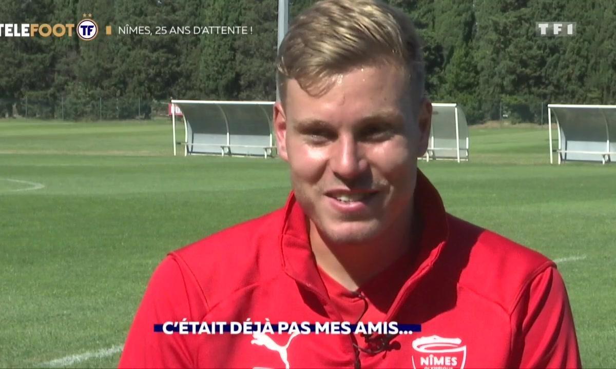 Montpellier-Nîmes: Renaud Ripart lance le derby !