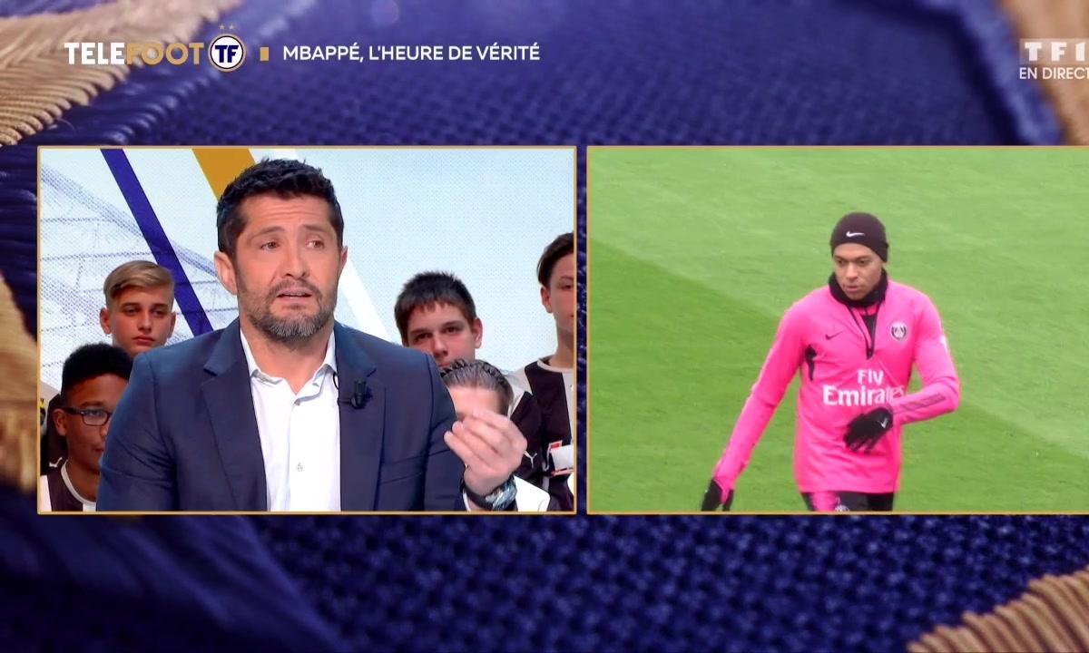 MU-PSG : Bixente Lizarazu évoque le rôle important de Kylian Mbappé
