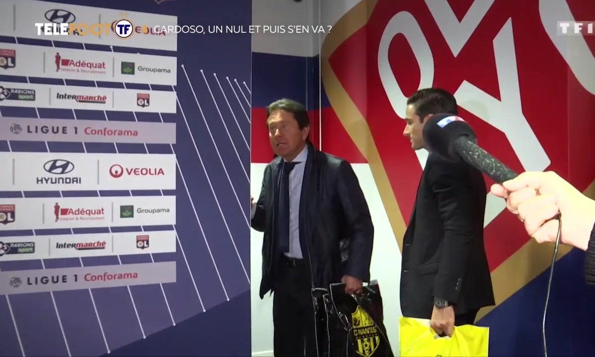 Nantes : Kita met-il trop de pression à ses entraîneurs ?