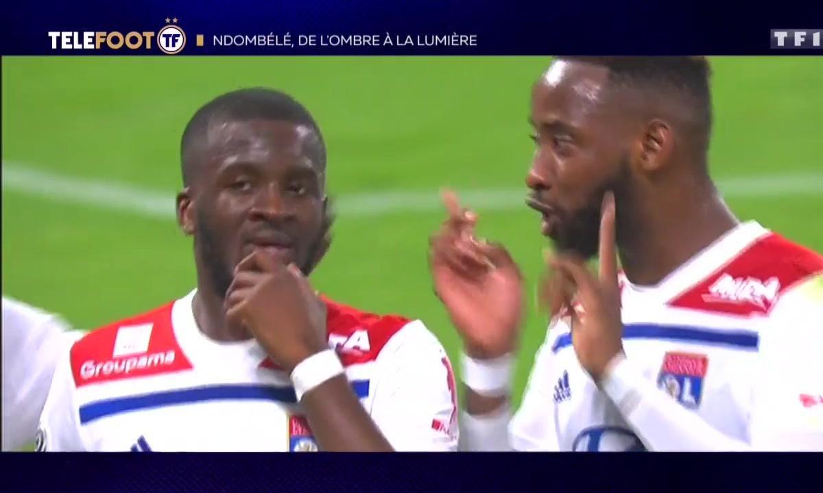 OL - Equipe de France : Ndombélé, de l'ombre à la lumière