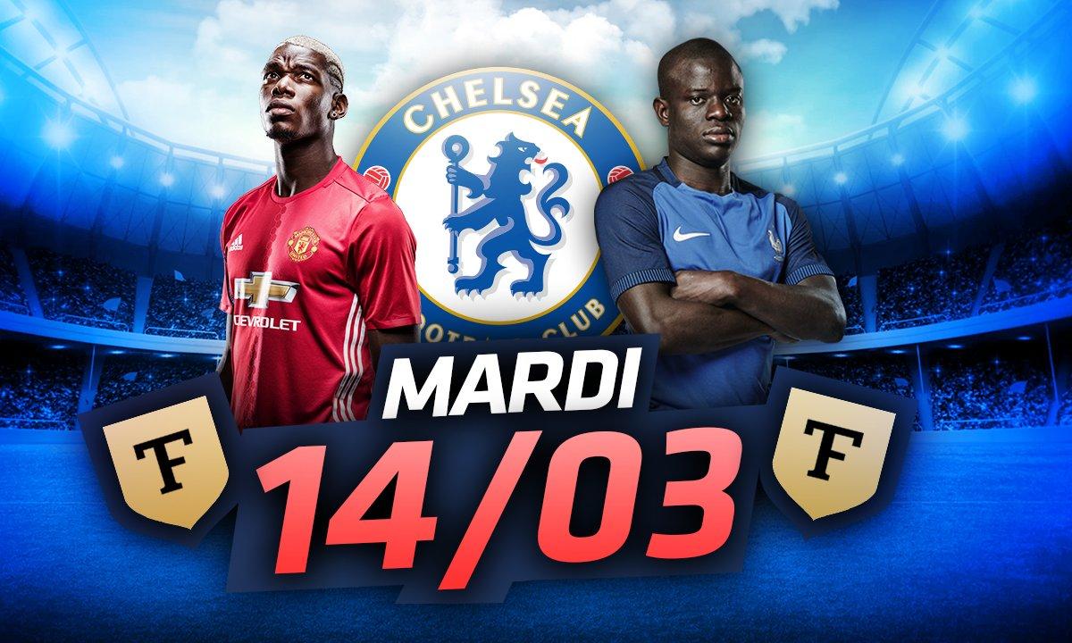 La Quotidienne du 14/03 : La nouvelle sortie de Mourinho, l'indispensable Kanté, la situation de Coman à Munich