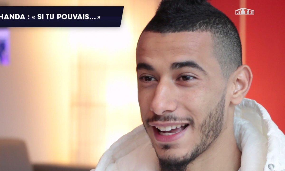 """OGC Nice : L'interview """"Si tu pouvais"""" de Younès Belhanda"""