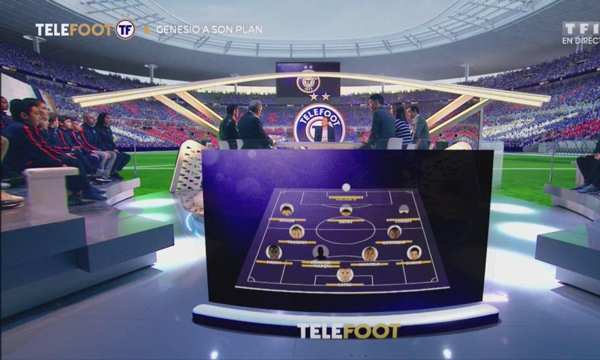 Ol-Gérard Houllier : «Lyon est présent dans les gros matches»