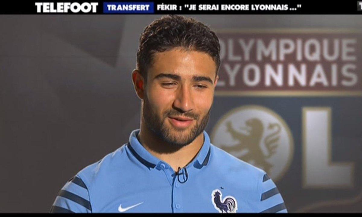 "Transfert - Fékir : ""Je serai encore Lyonnais"""