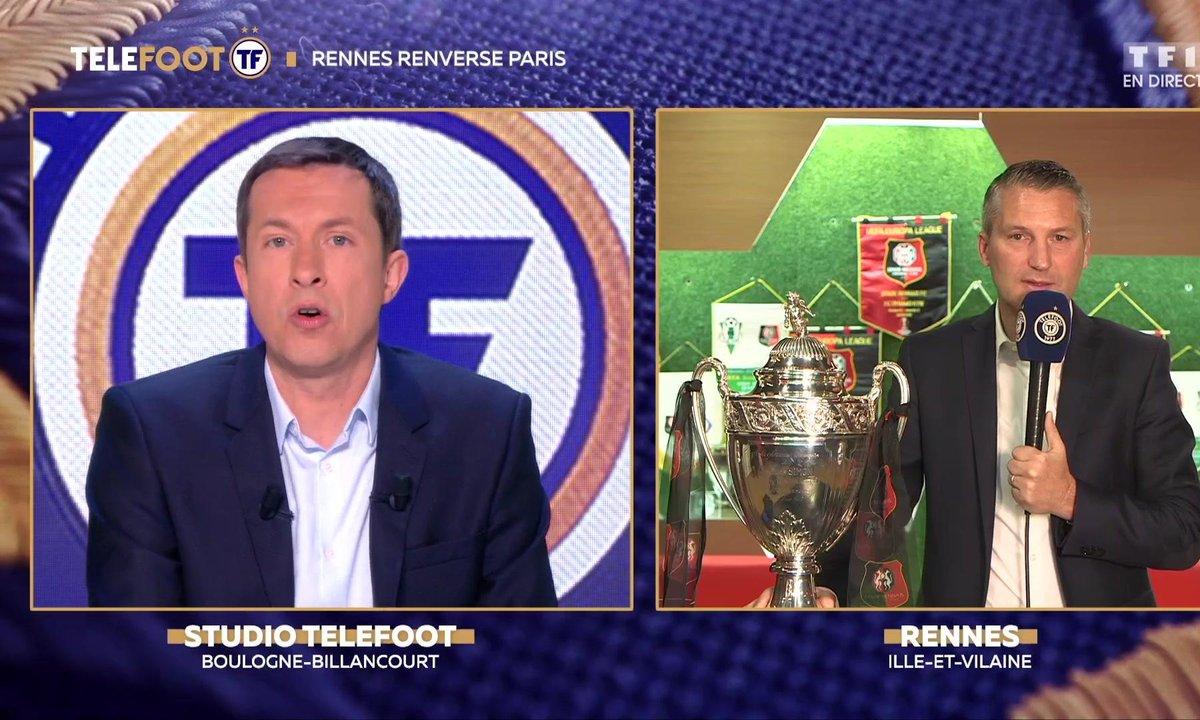 """Olivier Létang :""""Ramener ce trophée ici c'était impensable"""""""